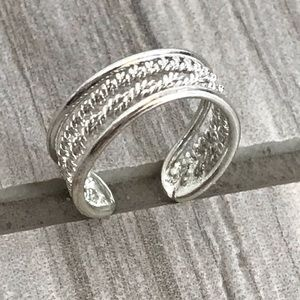 Jewelry - Silver Toe Ring Pinky